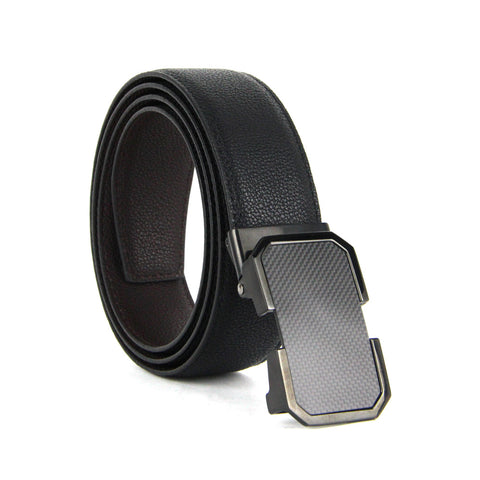 McLaren Auto-Lock Leather Belt (120cm)
