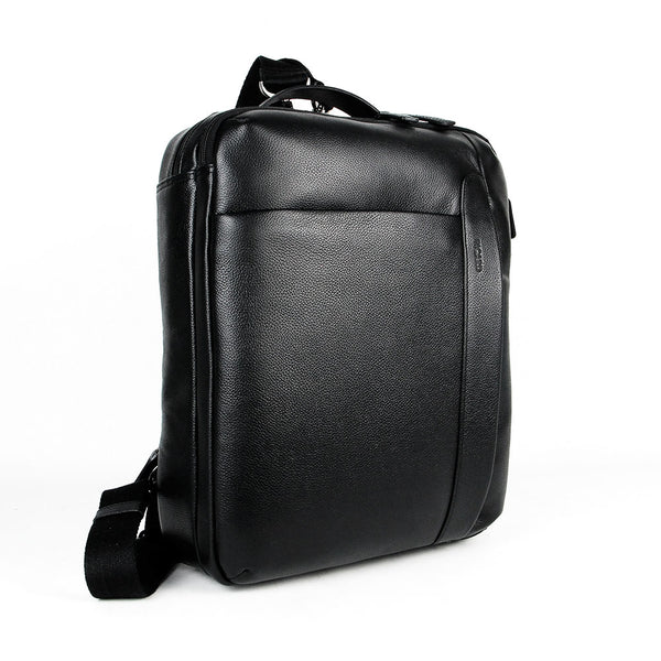 Mobile Three-Way Briefcase cum Leather Backpack