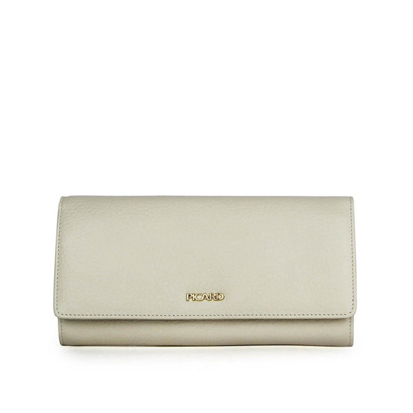 Muse Long Leather Wallet