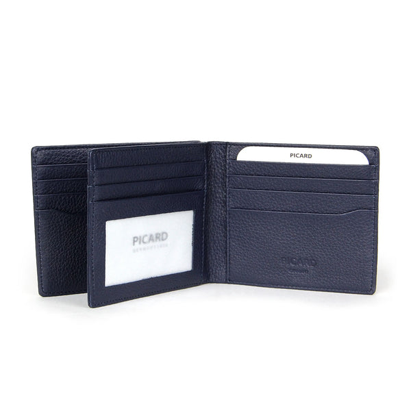 Offenbach Flap Wallet With ID Window