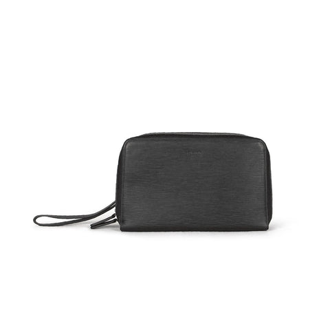 Porjus Leather Clutch Bag