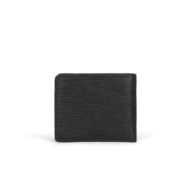 Porjus Flap Leather Wallet