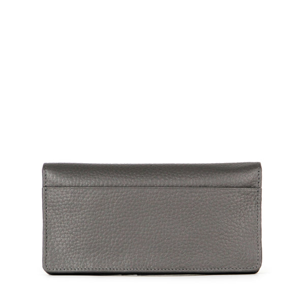 Pure Two-Fold LongLeather Wallet