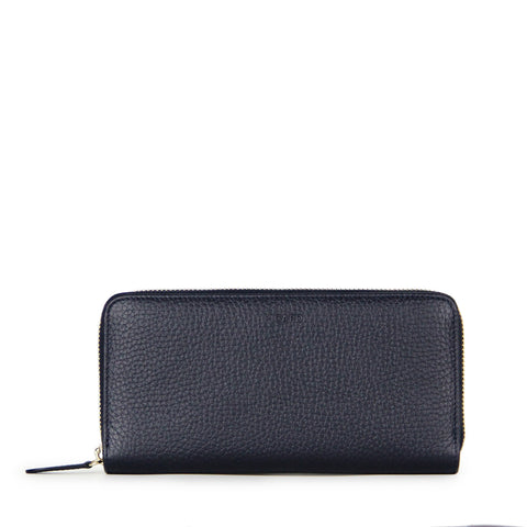 Pure Zip Around Long Wallet