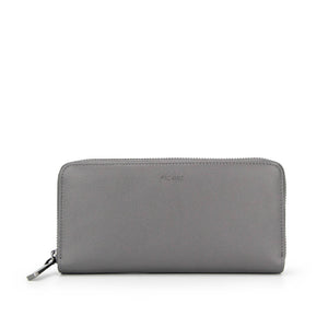 Rendezvous Long Leather Wallet with Zip