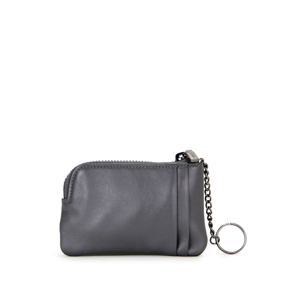 Rendezvus Key Pouch with Zip