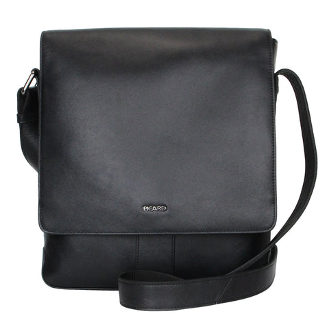 Picard Saffiano Front Flap Sling Bag  004911