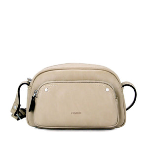 Strike Small Leather Sling Bag