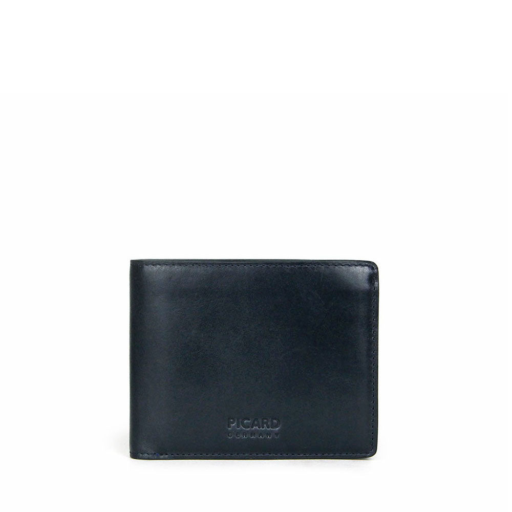 Teuer Bifold Wallet with Coin Pouch