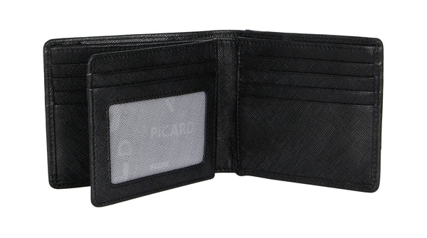 Urban Flap Leather Wallet