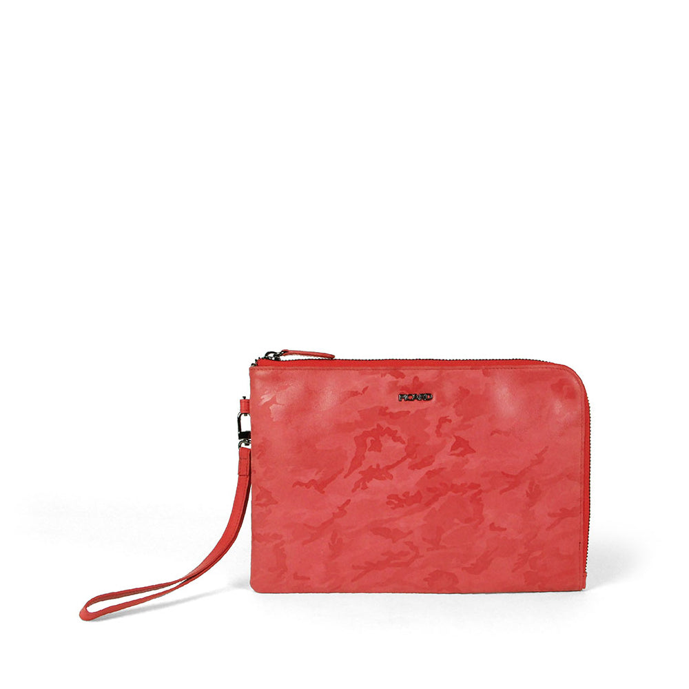 Wicked Leather Wristlet