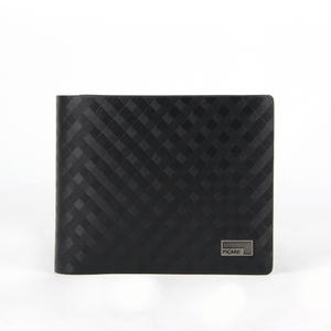 Picard Checker Bifold Wallet  007855