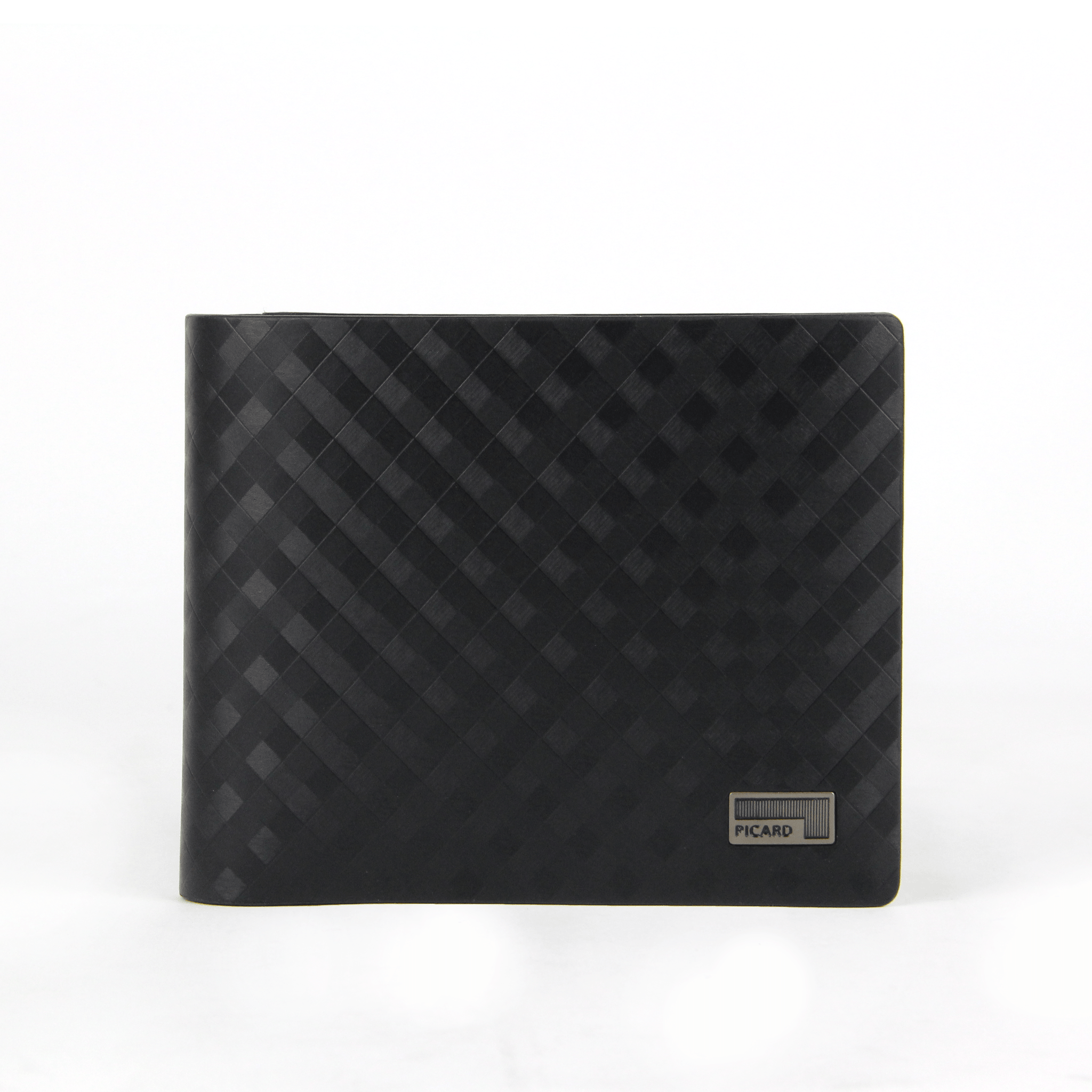 Picard Checker Flap Wallet 007851