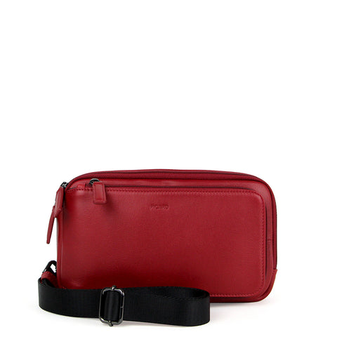 Loaf Sling Bag (Red)