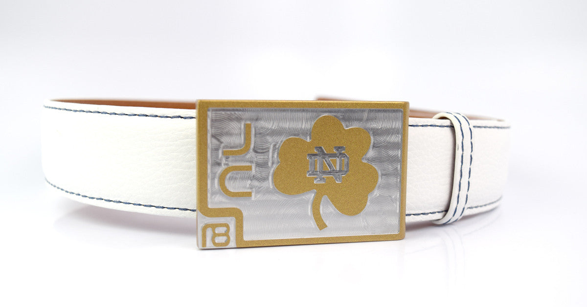 Jimmy Clausen Custom Belt