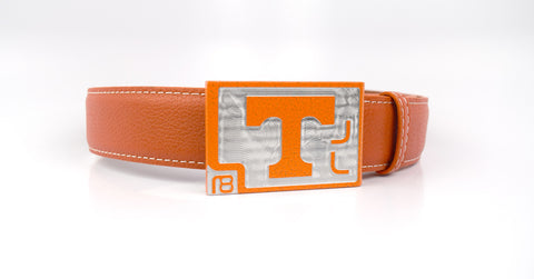 Custom Tennessee Golf Belt