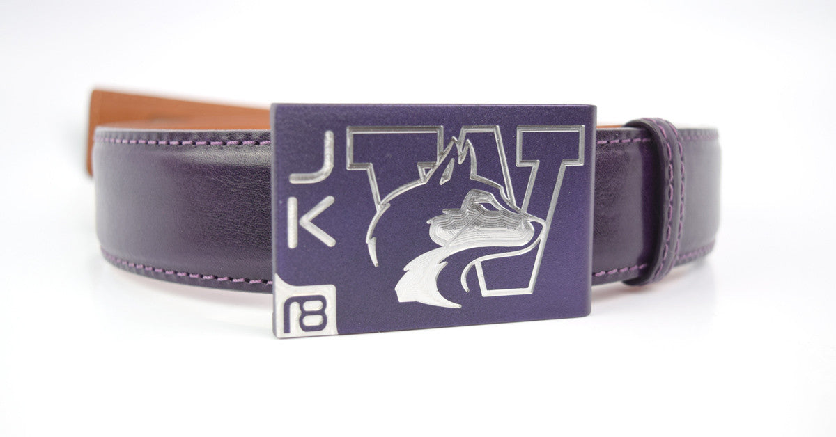 Jermaine Kearse Custom Belt