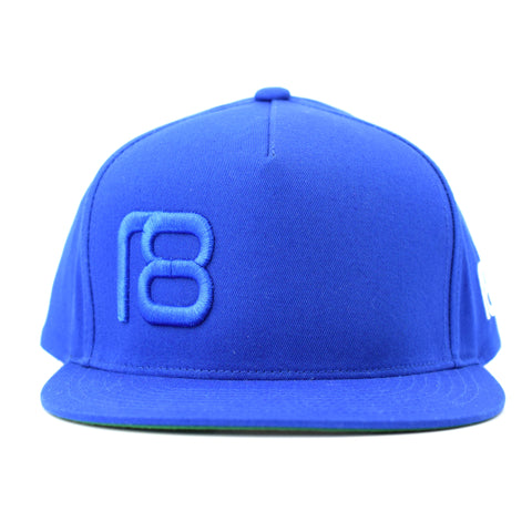 NXT18 Golf - 18 Flat Bill Cap - Royal Blue
