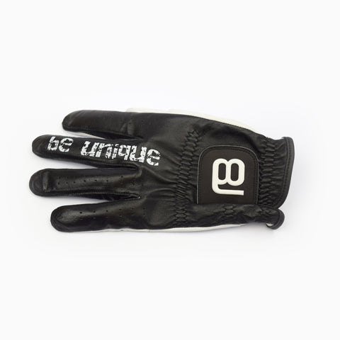 NXT18 Golf - be unique Golf Glove - Black