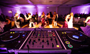 D.J. DJ service MC services Sound and lighting Rentals