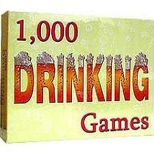 1000 Drinking Games - Titan Magic & Brain Busters Escape Rooms