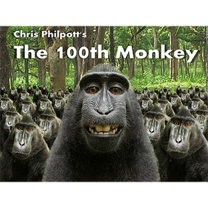100th Monkey by Chris Philpot - Titan Magic & Brain Busters Escape Rooms