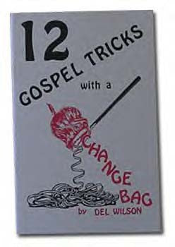 12 Gospel Tricks With A Change Bag - Titan Magic & Brain Busters Escape Rooms