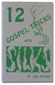 12 Gospel Tricks With Silks - Titan Magic & Brain Busters Escape Rooms