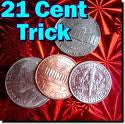 21 Cent Trick - Titan Magic & Brain Busters Escape Rooms
