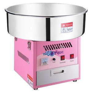 Cotton Candy Machine (3 Day Rental) - Titan Magic & Brain Busters Escape Rooms