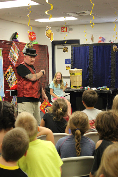 Magic Shows Kids or Variety Shows - Titan Magic & Brain Busters Escape Rooms