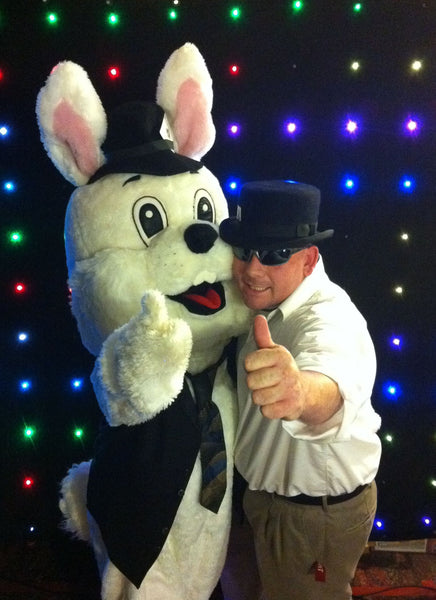 Easter Bunny Entertainer