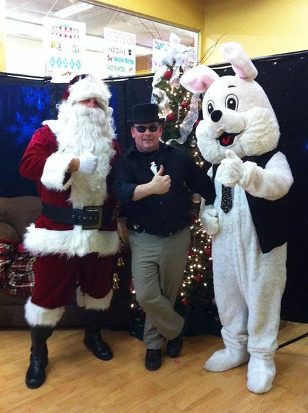 Easter Bunny Entertainer - Titan Magic & Brain Busters Escape Rooms