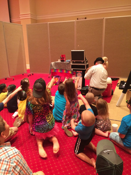 Magic Shows Kids or Variety Shows
