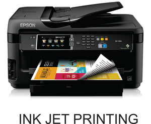 Ink Jet copies  Black & White or Color