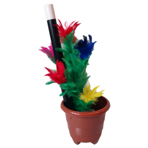 Anti Gravity Flower Pot - Titan Magic & Brain Busters Escape Rooms