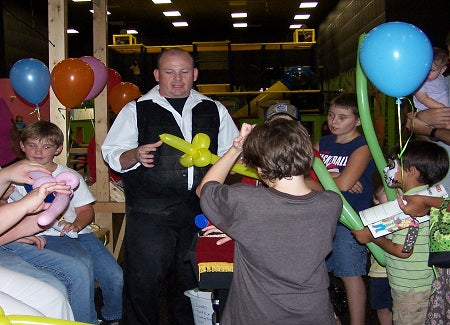 Balloon Twister   ( Great for Big or Small Events )
