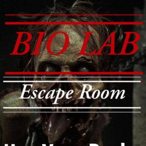 BIO LAB ( Live Zombie Escape Room)