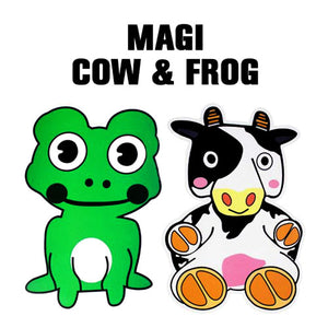 Magi Cow and Frog - Titan Magic & Brain Busters Escape Rooms