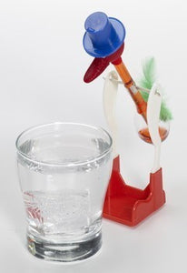 Drinking Bird - Titan Magic & Brain Busters Escape Rooms