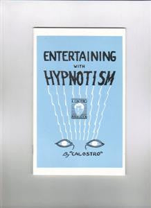 Entertaining With Hypnotism