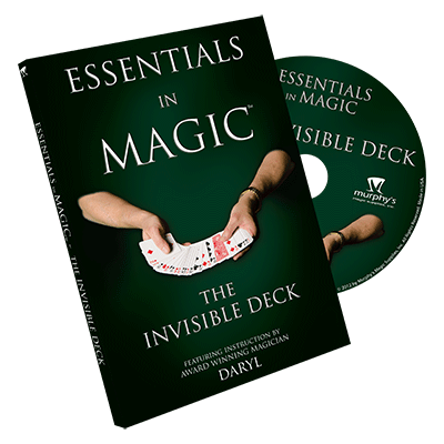Essentials In Magic The Invisible Deck - Titan Magic & Brain Busters Escape Rooms