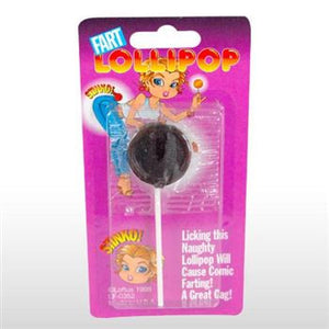 Fart Lollipop