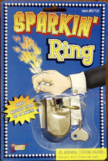 Funken Ring (Hand Flasher) - Titan Magic & Brain Busters Escape Rooms