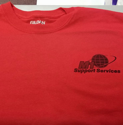 M1 Logo Sublimation T-Shirts