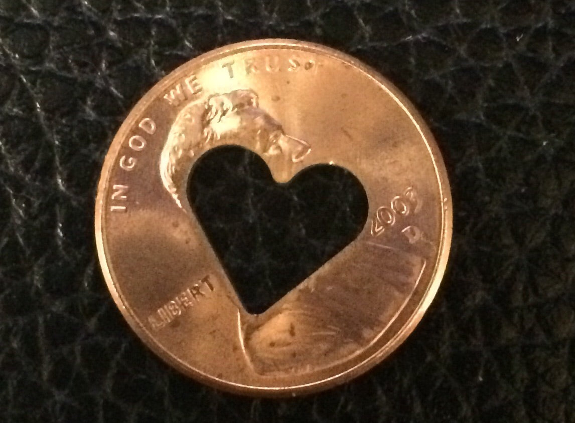 Heart Cut Penny - Titan Magic & Brain Busters Escape Rooms