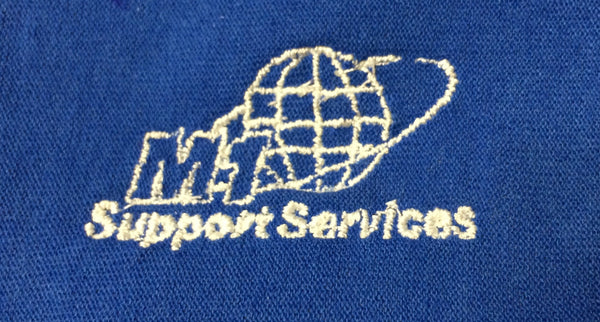 M1 ADD Embroidery Logo - Titan Magic & Brain Busters Escape Rooms