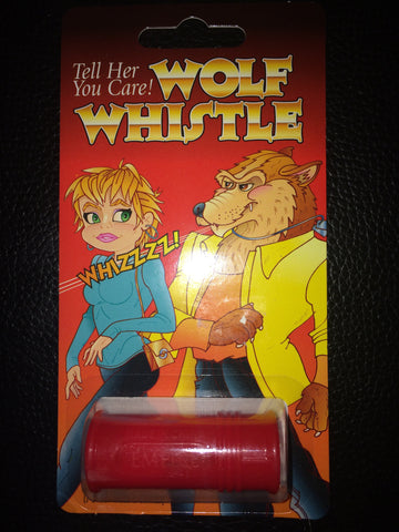 Wolf whistle assorted colors - Titan Magic & Brain Busters Escape Rooms