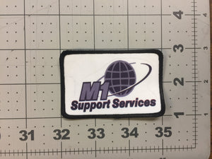 M1 Logo Patches