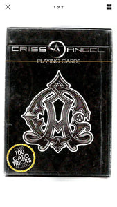 Criss Angel playing Cards with 100 tricks!